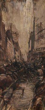 Via di Parigi, Giovanni Boldini