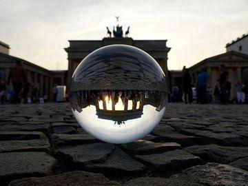Brandenburger Tor, Pariser Platz van schroeer design