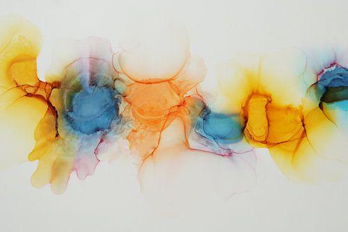 Waves sur Carla Mesken-Dijkhoff