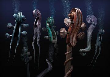 Cello maritimo van Olaf Bruhn
