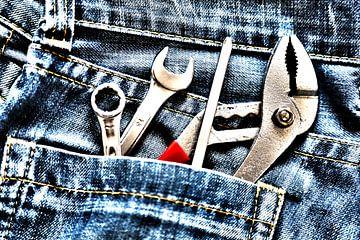 Werkzeugtasche von