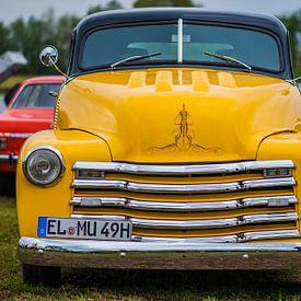 YELLOW CAB van Frank Brand