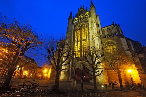 Hooglandse Kerk van Dirk van Egmond