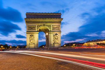 PARIS Triumphbogen von Melanie Viola