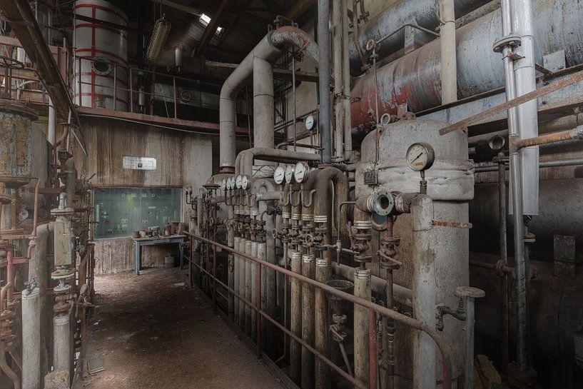 Machinekamer van Perry Wiertz