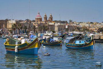 Kleurig Valletta van Mario de Lijser
