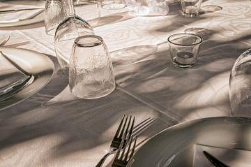 gedekte tafel von Frans Scherpenisse