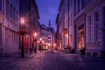 Aachen Innenstadt von Bas Handels
