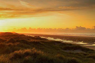 Strand von Terschelling von Paul Gerard