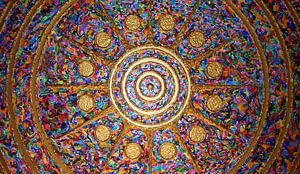 Mandala Orient von Ralf Hasse