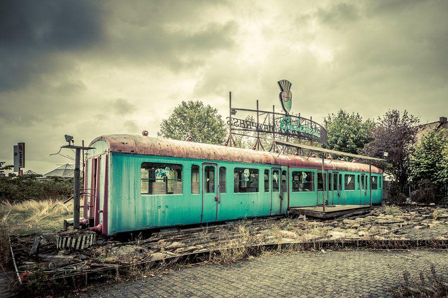 Ice cream train