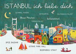 Istanbul – ich liebe dich
