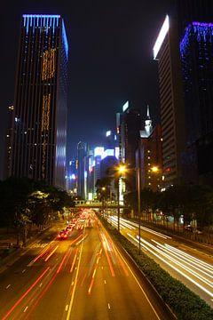 Hong Kong Cars van Marloes Sinnema