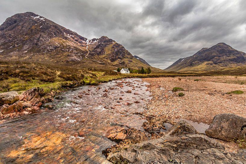 Glen Coe, Schotland sur Teuni's Dreams of Reality