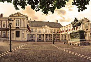 Noordeinde Palace Den Haag Die Niederlande