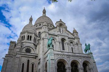 Sacré-Cœur Parijs van Martin Albers