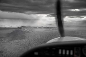 Arizona moond landscape von Daan Steinhaus