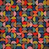 Composition abstraite 721 van Angel Estevez thumbnail