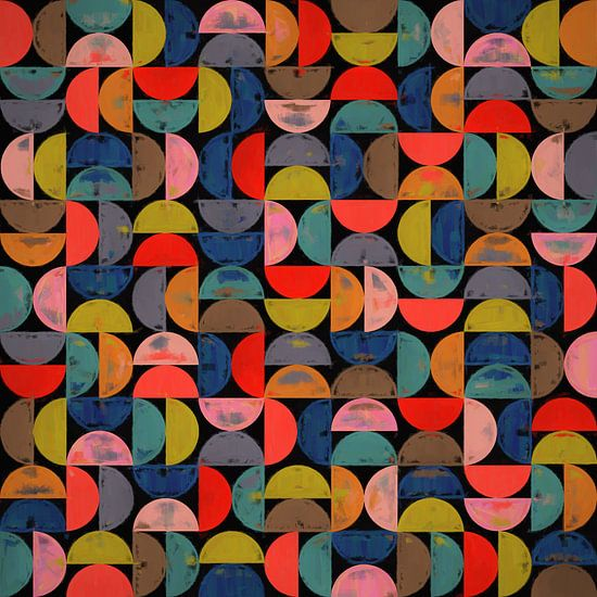 Composition abstraite 721