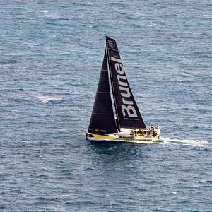 Volvo Ocean Race 2017 Start Alicante