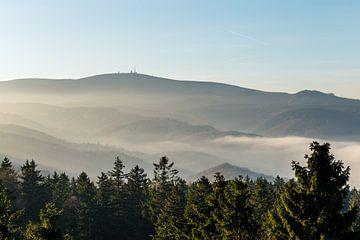 Harzlandschaft van