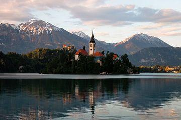 Bled, Slowenien von Jessie Jansen