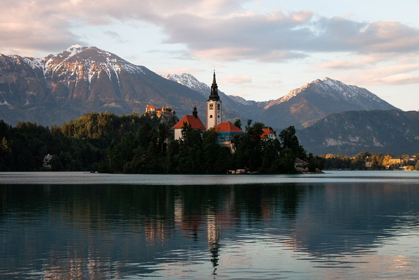 Bled, Slovenië van Jessie Jansen