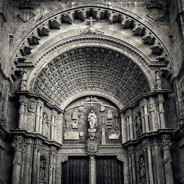 La Seu - Kathedrale Santa María von Palma von Keesnan Dogger Fotografie