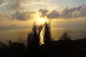 zonsopgang L'Albir van