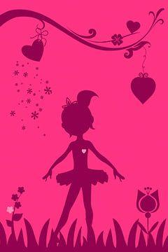 Heart Love sur Marion Tenbergen