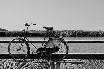 Radfahren auf dem Kanal von Sidney Graf
