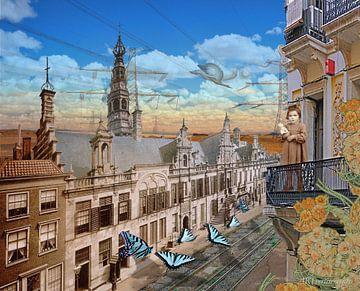 Dromen in Leiden von Barbara van Druten
