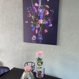 Photo de nos clients: Dutch Love sur Sander Van Laar, sur aluminium