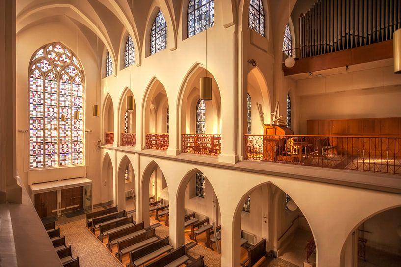 Kapel Huize Loreto Simpelveld van John Kreukniet