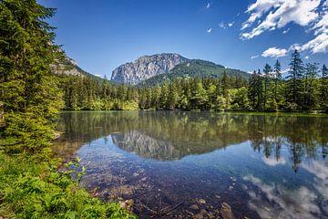 Österreich, Grünensee von Edwin Kooren