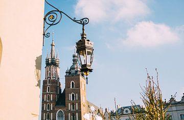 Marienkirche in Krakau sur Patrycja Polechonska