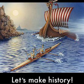 Let's make History! van Stan Groenland