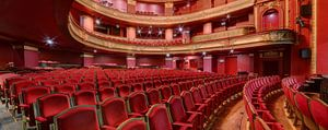 Theaterzaal Stadsschouwburg Haarlem