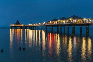 Heringsdorf Pier, Germany van