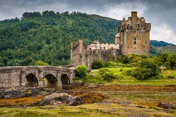 Eilean Donan castle von Kim Claessen