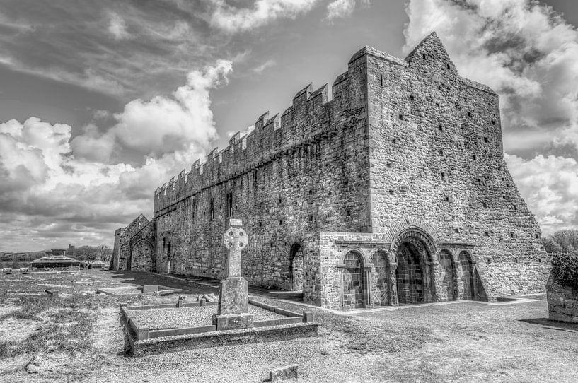 Die mittelalterlichen Kirchenruinen von Ardfert , Grafschaft Kerry, Munster, Irland von Mieneke Andeweg-van Rijn