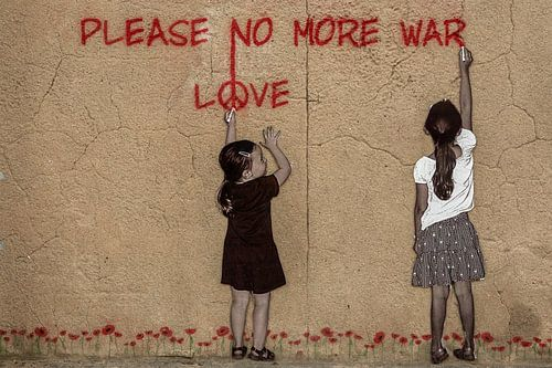 Please No More War - LOVE