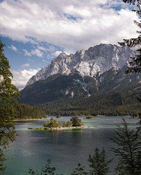 Eibsee in Bayern von Emile Kaihatu