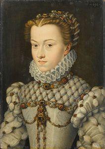 Elisabeth van Oostenrijk, François Clouet...
