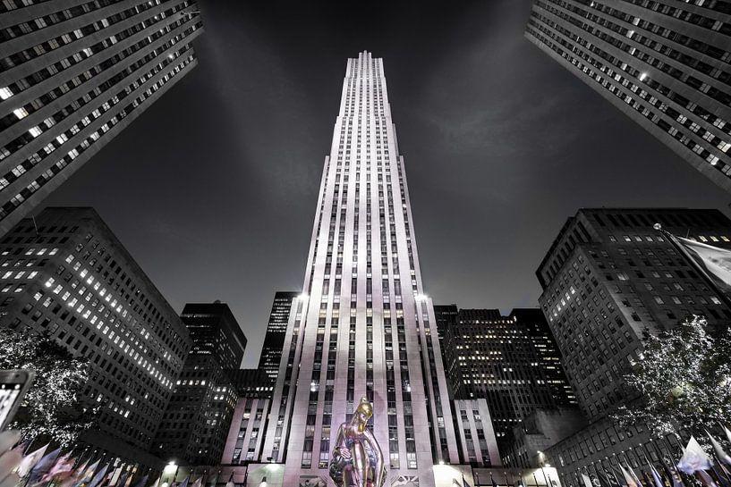 Rockefeller Center van Kurt Krause