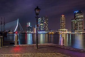 Kleurrijk Rotterdam van