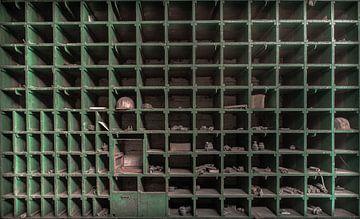 Closet wall sur Olivier Van Cauwelaert