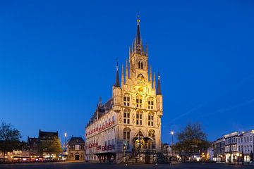 Stadhuis van Gouda von Hermen Buurman