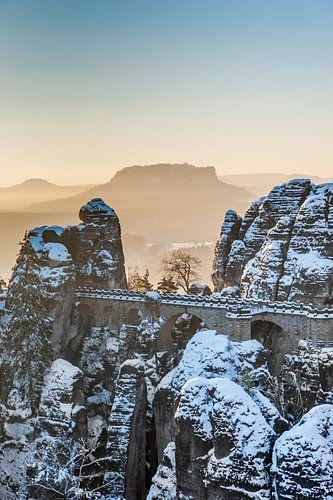 Saxon Switzerland sur