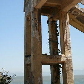 Alcatraz island 19 van Karen Boer-Gijsman